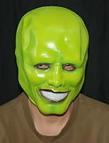 Хэллоуин смешные наушники моделирования фильм и телевизионные персонажи замаскированный geek kim kerry натуральный латекс маска