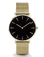 Homens Mulheres Relógio Esportivo Relógio de Moda Bracele Relógio Relógio Casual Chinês Quartzo / Metal Banda Pendente Bracelete Casual
