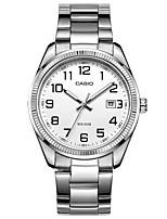 Casio Homens Relógio Esportivo Relógio de Moda Relógio de Pulso Relógio Casual Japanês Quartzo Calendário Impermeável Aço Inoxidável Banda