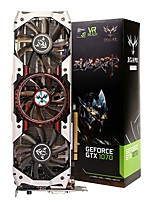 COLORFUL Video Graphics Card GTX1070 1620MHz/8008MHz8GB/256 бит GDDR5