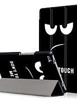 Чехол для чехла для lenovo tab4 tab 4 8 tb-8504f tb-8504n 8504 с защитой экрана