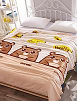 Супер мягкий Животные Полиэфир одеяла
