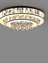 Led lamp contracted and contemporary crystal absorb dome light round the sitting room advocate bedroom marriage room lights sitting room lamps and lan