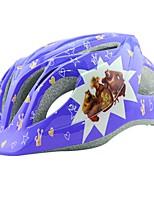 Детские Велоспорт шлем 9 Вентиляционные клапаны Велоспорт Велосипедный спорт Велоспорт Стандартный размер ESP+PC