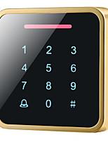 Идентификационная карта металлическая карта контроля доступа пароль водонепроницаемый контроллер контроля доступа em-id 125khz