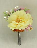 Bouquets de Noiva Alfinetes de Lapela Casamento Ocasião Especial Miçangas 2.76