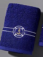 Serviette,Broderie Haute qualité 100% Coton Serviette