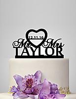 Украшения для торта Свадьба Классика Свадьба Полиэтиленовый пакет