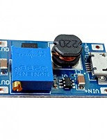 DC-DC 2A Adjustable Boost Module Micro USB DC Circuit Board
