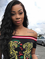 9A Grade Kinky Curly Lace Front Human Hair Wigs with Baby Hair 150% Density Brazilian Virgin Hair Curly Wig for Black Woman