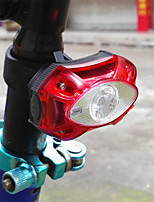 Rear Bike Light LED LED Cycling Outdoor Lighting Lights USB Lumens USB Red Everyday Use Cycling/Bike Outdoor