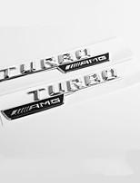 Coche emblema automotriz cola marca automotriz lado marca general metal