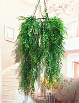 Simulation Wall Hanging Wall Hanging Ganyuanhua Flower Plant Flowers Home Decoration Artificial Red Yew
