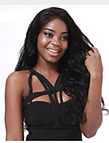 Lace Frontal Wigs 150% Density Brazilian Body Wave Remy Hair 100% Human Hair Wigs For Black Women Pre Plucked