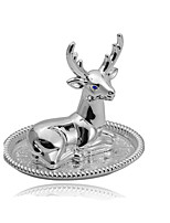 DIY Automotive  Ornaments  Cute Ornaments Deer Car Pendant & Ornaments Metal