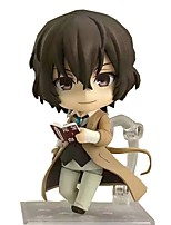 Anime Action Figures Inspired by Bungo Stray Dogs Cosplay PVC CM Model Toys Doll Toy 1pc