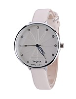 Жен. Модные часы Наручные часы Уникальный творческий часы Китайский Кварцевый PU Группа Конфеты С подвесками Повседневная Элегантные часы