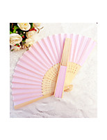 Debutante Ball Silk Hand Fans Beter Gifts® Ladies Night Out Essentials / Bride to Be