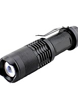 LED Flashlights/Torch LED 1000 Lumens Manual Mode - AAA Outdoor Camping/Hiking/Caving Outdoor