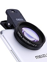 Объектив с мобильным телефоном для руды с автоспуском 12,5x макросъемка 20 мм широкоугольный внешний объектив cpl