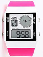 Smart Watch Longue Veille Sportif Chronomètre Fonction réveille Calendrier Other Pas de slot carte SIM