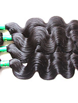 summer sale top grade quality indian hair body wave 4bundles 400g lot unprocessed indian human hair extensions weaves natural black color