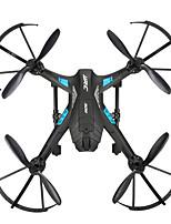 Drone JJRC H12WH 6 Eixos Com 0.3MP HD Camera Iluminação De LED Vôo Invertido 360°Quadcóptero RC Controle Remoto Cabo USB 1 Bateria Por