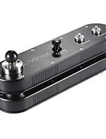 Andoer gt-v70 cámara deslizante portátil con movimiento panorámico y lineal se extiende hasta 4 distancia para gopro cámaras de acción