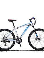 Горный велосипед Велоспорт 21 Скорость 26 дюймы/700CC Shimano Дисковый тормоз Передняя вилка с амортизацией Противозаносный Aluminum