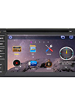 rungrace 6.2inch double din gps navi bluetooth radio lecteur voiture universel rl-261wgn02