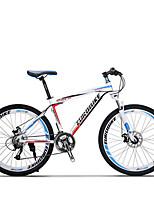 Горный велосипед Велоспорт 27 Скорость 26 дюймы/700CC SHIMANO M370 Дисковый тормоз Передняя вилка с амортизацией Противозаносный Aluminum