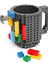 Конструкторы Для получения подарка Конструкторы чашка Пластик Все возрастные группы Игрушки