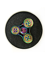 Fidget Spinner Hand Spinner Spinning Top Toys Toys Round Toys Zinc Alloy EDC Office Desk Toys Relieves ADD, ADHD, Anxiety, Autism Stress