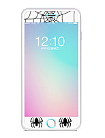 Vidrio Templado Protector de pantalla para Apple iPhone 6s iphone 6 Protector de Pantalla Frontal Dureza 9H A prueba de explosión Diseño