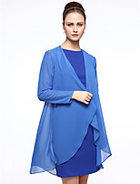 Women's Wrap Coats/Jackets Chiffon Wedding Party/ Evening
