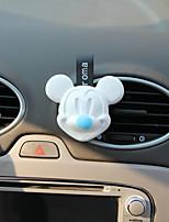 автомобильный воздухозаборник решетка духи синий микки встреча аромат морской аромат автомобильный очиститель воздуха