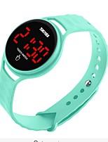 Муж. Детские Спортивные часы Смарт-часы Модные часы Повседневные часы электронные часы Китайский Цифровой Сенсорный дисплей Защита от
