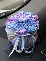 Pare-chaussures de voiture, ornements, fleur, modélisme, automobile, purificateur d'air
