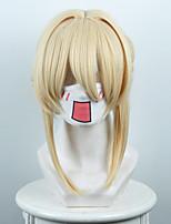 Cosplay Wigs Cosplay Cosplay Anime Cosplay Wigs 60 CM Heat Resistant Fiber Female