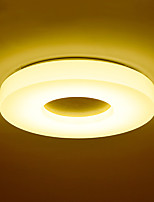 12 led integrado simples led moderno / recurso contemporâneo para mini estilo de proteção para os olhos luz de luz ambiente luz de parede