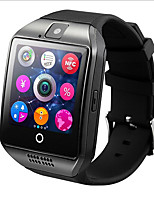Q18 Smartwatch Phone MTK6261 2.5D Screen Bluetooth 3.0 NFC Built-in Camera Health Functions Music Anti-lost