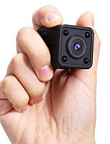 Mini Camcorder High Definition Portable 720P Night Vision Wide Angle
