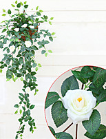 1 Une succursale Soie Fleurs artificielles