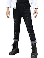 Boys' Embroidered Jeans Fall All Seasons
