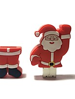 8gb christmas usb flash drive cartoon creative santa claus christmas gift usb 2.0