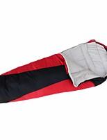 Sacco a pelo A mummia Singolo 15 sinteticoX75 Campeggio e hiking Campeggio / Escursionismo / Speleologia Tenere al caldo