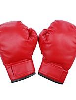 Тренировочные боксерские перчатки для Бокс Полный палец Защитный Прочный Кожа 1