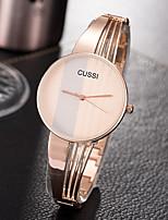 Жен. Модные часы Наручные часы Уникальный творческий часы Повседневные часы Кварцевый сплав Группа С подвесками Элегантные часы Cool