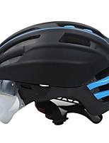 West biking Муж. Жен. Велоспорт шлем 22 Вентиляционные клапаны Велоспорт Велосипедный спорт Мотоцикл Стандартный размер ESP+PC