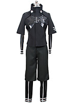 Inspired by Tokyo Ghoul Ken Kaneki Anime Cosplay Costumes Cosplay Suits Solid Color Leotard Coat Pants For Male Female